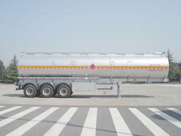 चीन 3x12T BPW Fuel Oil Tank Trailer वितरक