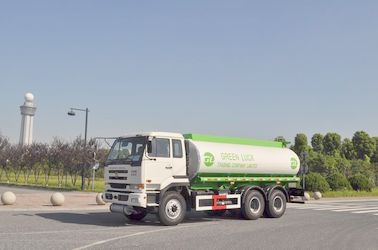 चीन 5,944 US Gallon 320HP Aluminum Alloy Oil Tank Truck with 6x4 DongFeng Nissan Diesel Chassis वितरक