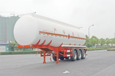 चीन 28600L Petroleum / Gasoline / Oil Tank Trailer वितरक